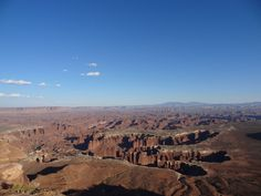 Canyonland Nationalpark - Grand View