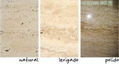 tipos de marmore travertino