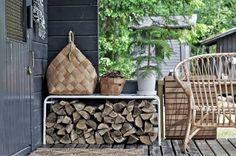my scandinavian home: An idyllic Finnish cottage with an outdoor summer kitchen
