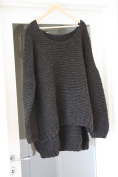 Ravelry: Siw's Dorthes hjemmestrikkede genser
