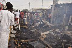 Ekpo Esito Blog: 5 killed in Borno twin bomb blasts