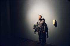 Tehching Hsieh, One Year Performance Venice Biennale 2017 Frieze London, Royal Academy Of Arts, Venice Biennale, Portrait, Photographers, Artists, Men Portrait, Portraits