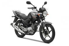 Présentation de la moto 125 Yamaha YBR 125