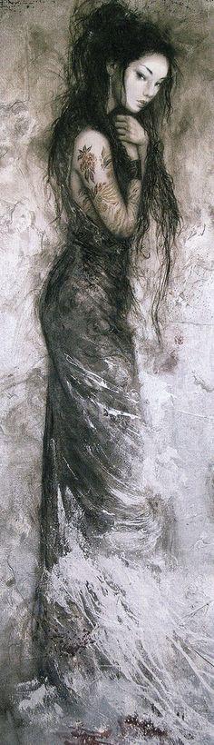 ♪ Arte de Luis Royo