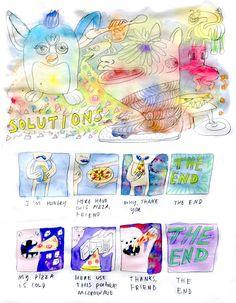 Solutions Comic : Thu Tran