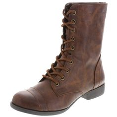 Women's Tanner Lace-Up BootWomen's Tanner Lace-Up Boot, Cognac