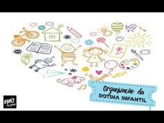 ORGANIZAÇÃO DA ROTINA INFANTIL - Bate Papo com Psicóloga | Organize sem ...