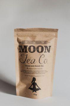 Relax and Renew Tea - Organic Herbal Loose Leaf