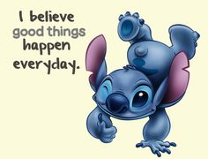 Waiting for good things to happen in the future shouldn't hinder you from seeing the good things happening now!
