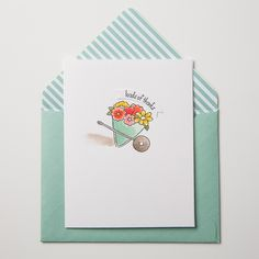 The You're Sublime has imagery and sentiments that work for so many occasions, even a simple thank you card.