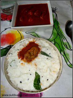 Vadumangai Pickle / Mavadu / Baby tender Mango pickle | Subbus Kitchen