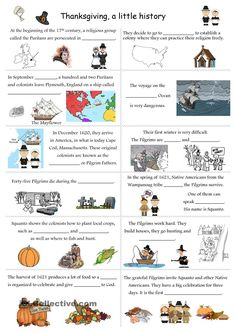 The origins of Thanksgiving