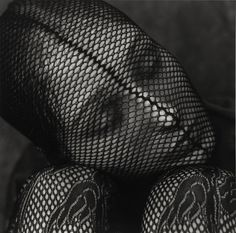☾ Midnight Dreams ☽ dreamy dramatic black and white photography - Ute, Halle by Olaf Martens, 1988