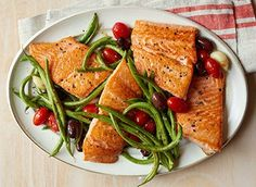 These quick, heart-healthy recipes have just 5 grams or less of saturated fat per serving. #winning!