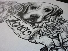 Zena Memorial by Erika Pearce, via Behance