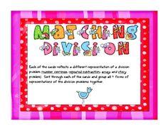 Matching Division