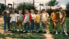 You're Killing Us, Smalls: The Only 'The Sandlot' Character Rankings You'll Ever Need «