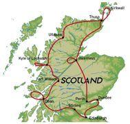 Rondreizen in Schotland - Rondreis Schotland