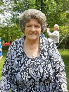 """Bonnie Hoopes shares this photo of her mom, Darlene Rohrbach. She said, """"I grew up in Pottstown which is where she still lives. I have been in Overland Park, KS for the last 40 years however. I try to get back to Pottstown as much as I can. She was there when I needed her as a child and I am so grateful for her. I had three brothers but one passed away several years back. That was very hard for her and the rest of us. We love her with all our heart and would do anything for her."""" Overland Park, 40 Years, Grateful, Love Her, Rest, Men Casual, Child, Mom, Mens Tops"""