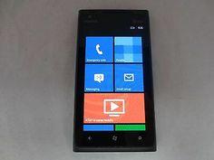 Nokia Lumia 900 Black (AT&T) Smartphone -Good Condition