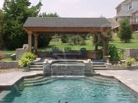 Covered Structures by Foley Pools in Plano TX  #CustomPools