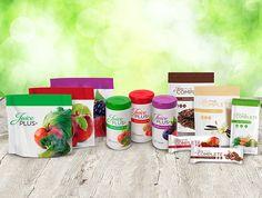 Juice PLUS+ Produktübersicht