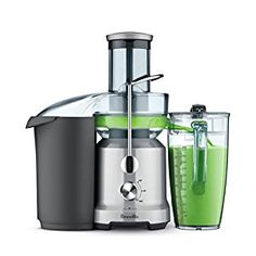 Amazon.com: Breville BJE430SIL The Juice Fountain Cold: Kitchen & Dining