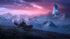 """Walt Disney Animation Studios' """"Frozen opens in U. Disney Movie Rewards, Disney Movies, Disney Pixar, Disney Art, Frozen 2 Wallpaper, Full Hd Wallpaper, Disney Wallpaper, Let It Go, Jennifer Lee"""