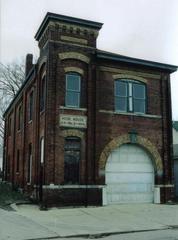 Hamilton Fire Department Hose Company 5 (Disbanded) ~ Hamilton, Ohio