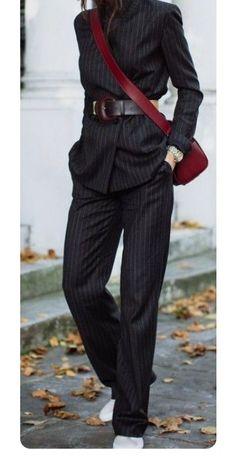 The Female Dandy: An Inspiration Albim Trendy Outfits Albim Dandy female Inspiration Casual Suit, Casual Work Outfits, Mode Outfits, Work Casual, Fashion Outfits, Woman Outfits, Dress Casual, Trendy Outfits, Fashion Tips