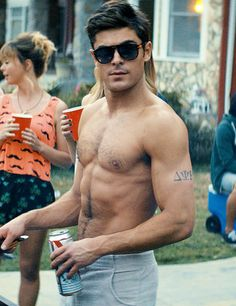 This is the only time I've ever been attracted to Zac Efron