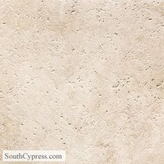 "Mediterranean Stone 20"" x 20"" - Antique White"