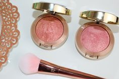 Milani Baked Blush in Rose D'oro and Dolce Pink