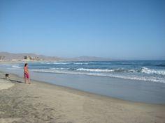 Playa Cerritos, Todos Santos, Baja California Sur.