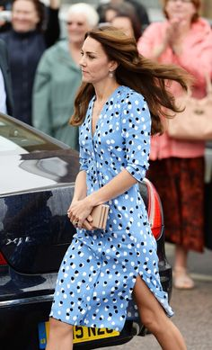 """Elliot Wagland on Twitter: """"The Duchess of Cambridge arriving at Stewards…"""