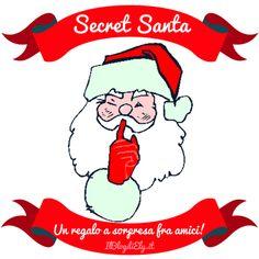 Regali di Natale a sorpresa agli amici. Come risparmiare con il SECRET SANTA