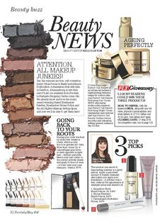 Spotted in the May issue of Fairlady! Our devine Flawless Finish Primer. Urban Decay, Eyeshadow Palette, Makeup, Beauty, Make Up, Makeup Application, Beauty Makeup, Beauty Illustration, Diy Makeup