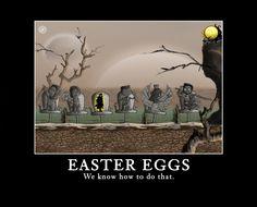 Easter Egg Easter Eggs, Concept Art, Journey, Painting, Funny, Conceptual Art, Painting Art, The Journey, Paintings