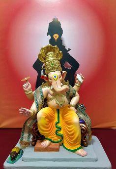 Clay Ganesha, Ganesha Art, Ganesh Lord, Sri Ganesh, Ganesh Bhagwan, Lakshmi Images, Ganesh Idol, Ganesh Images, Ganpati Bappa