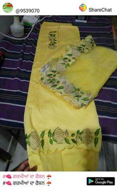Bridal Suits Punjabi, Punjabi Salwar Suits, Punjabi Dress, Punjabi Suit Boutique, Punjabi Suits Designer Boutique, Boutique Suits, Salwar Suit Neck Designs, Neck Designs For Suits, Embroidery Suits Punjabi