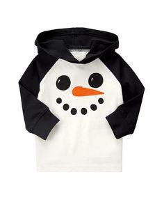 Snowman Hoodie