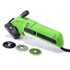 EXAKT 4000 RPM Hand-Held Precision Saw w/ Dust Extraction System