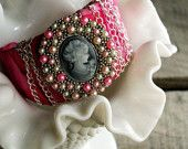 cameo cuff from Flamingo toes