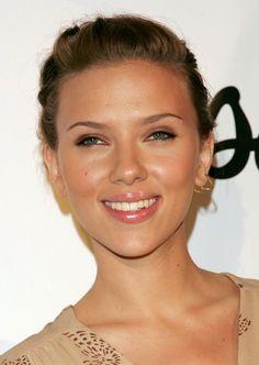 Scarlett Johansson Just love her natural makeup looks