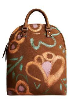 Collezione Borse Burberry Prorsum autunno inverno 2014-2015 - Handbag cuoio