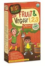 A #snack, educational #packaging and fun all rolled into one. Thanks Bitsy's Brainfood!