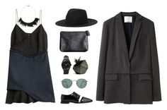 """""""Untitled #992"""" by nia-tanra ❤ liked on Polyvore"""
