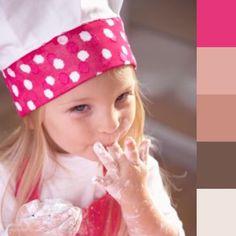 30 de abril, día del niño, niña pastelera