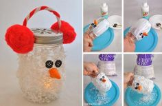 One of the most exciting things in winter is to make a snowman. Although a snowman of snow looks very attractive, it is only for a short time. Moreover, in order to make it, you need to wait for the snow to fall. Have you ever thought of crafting a snowman by using other materials [...]
