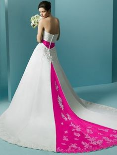 curlytop's Pink Wedding Blog - Wedding By Color